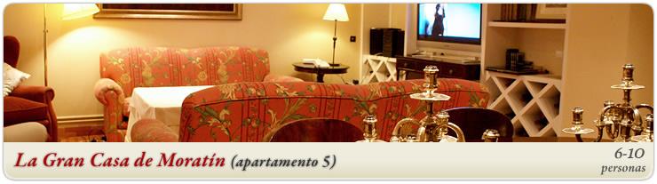 Alquiler de casas por d as en sevilla las casas de morat n for Alquiler de casas en la juliana sevilla